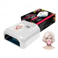 JessNail, KUKLA УФ лампа 36 Вт - Exclusive Collection Marilyn Monroe