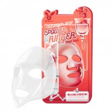 Elizavecca, Collagen Deep Power Ringer Mask Pack - Тканевая маска для лица коллагеновая (23 мл.)