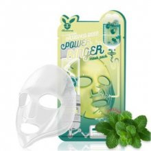 Elizavecca, Centella Asiatica Deep Power Ringer Mask Pack - Тканевая маска для лица с экстрактом центеллы (23 мл.)