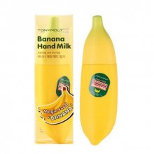 TONY MOLY, Magic Food Banana Hand Milk - Молочко для рук с экстрактом банана (45 мл.)