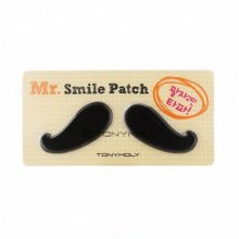 TONY MOLY, Mr.Smile Patch - Пластырь против морщин в носогубной области (10 гр.)