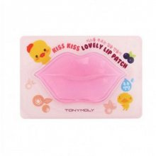 TONY MOLY, Kiss Kiss Lovely Lip Patch - Патч для губ гидрогелевый (10 гр.)