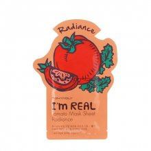 TONY MOLY, I`m Real Tomato Mask Sheet - Тканевая маска с экстрактом томата (21 мл.)