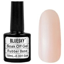 Bluesky, Шеллак Rubber Base Cover Pink №012