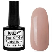 Bluesky, Шеллак Rubber Base Cover Pink №015