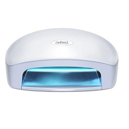ruNail, LED лампа 10 ВаттLED-Лампы<br>Лампа светодиодная для полимеризации гель-лаков.<br>