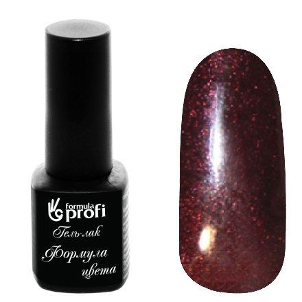 Формула Профи, Гель-лак УФ/LED №211 (тёмно-бордовый, 5 мл.)Формула Профи<br>Гель-лак,тёмно-бордовый, перламутровый, плотный<br>