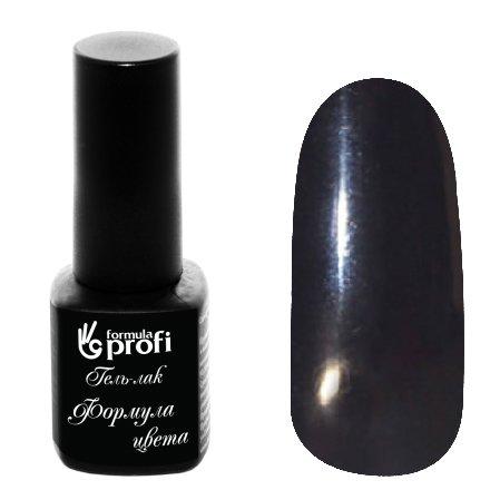 Формула Профи, Гель-лак УФ-LED №213 (чёрный, 5 мл.)Формула Профи<br>Гель-лак,чёрный, без блесток и перламутра, плотный<br>