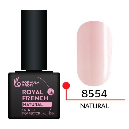 Формула Профи, Основа корректор (natural, 10 мл. арт.8554)Формула Профи<br>Цвет Natural (натурально-розовый ). Подходит для клиентов с розовым оттенком кожи.<br>