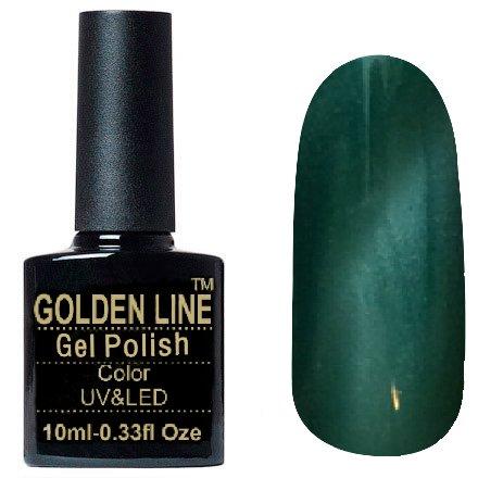 Golden Line, Гель лак - Cat Eyes 09 (Golden Line (Китай))