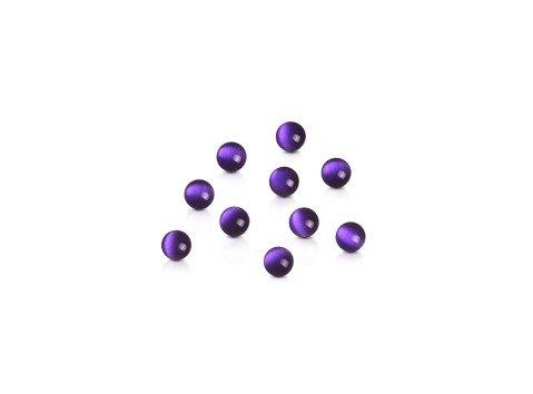 """Lianail, Камень Кошачий глаз - фиолетовыйСтразы<br>Камень """"Кошачий глаз"""" - фиолетовый<br>"""