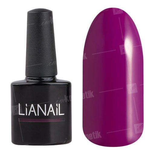 Lianail, Гель-лак неоновый - Манящая ежевика TSSO-006 (10 мл.)Lianail<br>Насыщенный пурпурный цвет, плотный<br>