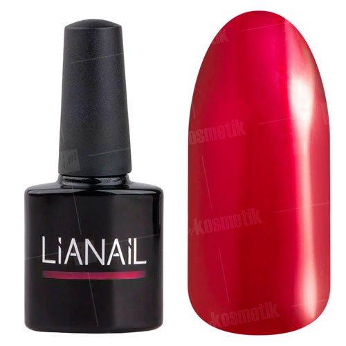 Lianail, Гель-лак витражный эффект - Коричка VTSO-004Lianail<br>Витражный дизайн цвета корицы карамель, плотный<br>