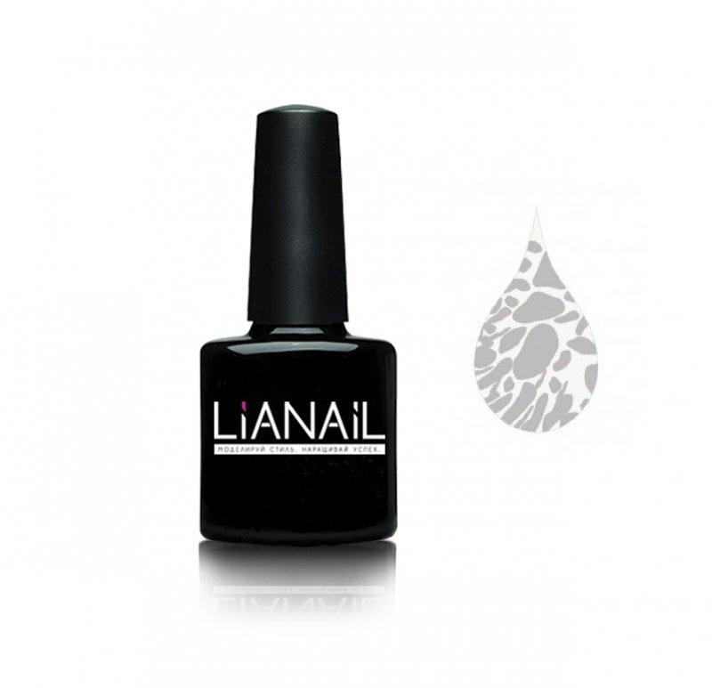 Lianail, Гель-лак эффект растекания - Волшебство MTSO-044Lianail<br>Гель-лак эффект растекания цвет белый<br>