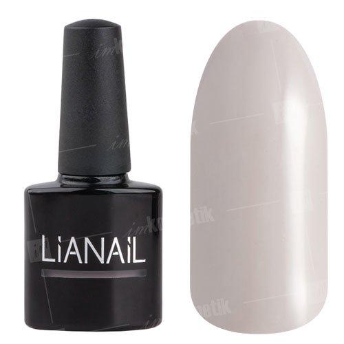 Lianail, Гель-лак - Ангел тишины PTSO-001Lianail<br>Гель-лак спокойный нежно-серый оттенок, плотный<br>