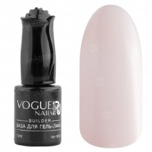 Vogue Nails, Builder-база для гель-лака Nude (10 мл.)