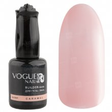 Vogue Nails, Builder-база для гель-лака Caramel (18 мл.)