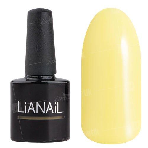 Lianail, Гель-лак - Ангел надежды PTSO-005 (10 мл.)Lianail<br>Гель-лак нежно-лимонный оттенок, плотный<br>