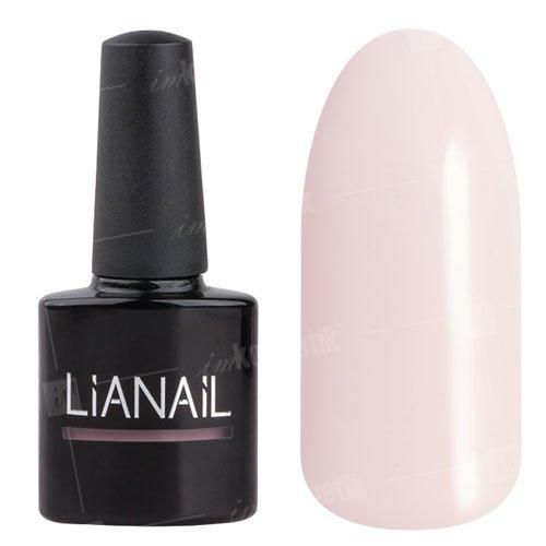 Lianail, Гель-лак - Ангел красоты PTSO-007 (10 мл.)Lianail<br>Гель-лак степлым розовым оттенком, плотный<br>