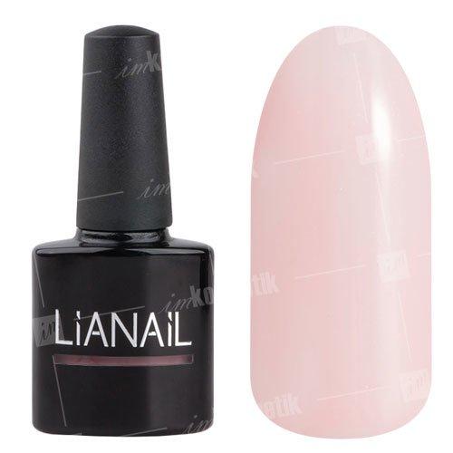 Lianail, Гель-лак камуфлирующий - Жизель MTSO-070 (10 мл.)Lianail<br>Гель-лаккамуфлирующий, натурально розовый, полупрозрачный, слегким микроблеском<br>