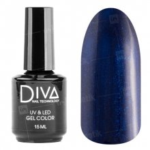 Diva, Gel color - Гель-лак №145 (15 мл.)