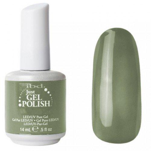 56771 Jade Dynasty, IBDIBD Just Gel<br>Светло-зеленый, плотный,без блесток и перламутра.<br>