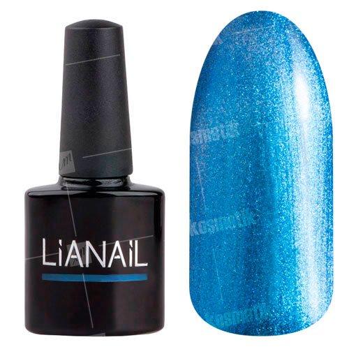 Lianail, Гель-лак с эффектом хамелеон - Джинсы бойфренда MTSO-058 (10 мл.)Lianail<br>Гель-лак с эффектом хамелеон, глубокий синий,переходящий в ненавязчивый серый оттенок, плотный<br>