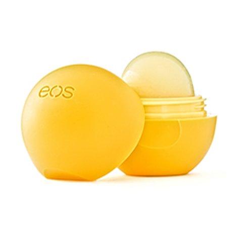 EOS, Бальзам для губ - Lemon Drop (Лимонный леденец)EOS<br>Бальзам для губ сSPF защитой, устойчив к воде на 80 минут, содержит масло ши, жожоба и витамин E<br>