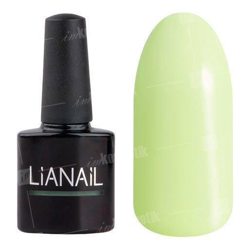 Lianail, Гель-лак пастельный - Свидание на крыше MTSO-052 (10 мл.)Lianail<br>Гель-лак пастельный, освежающий зеленоватый оттенок,плотный<br>