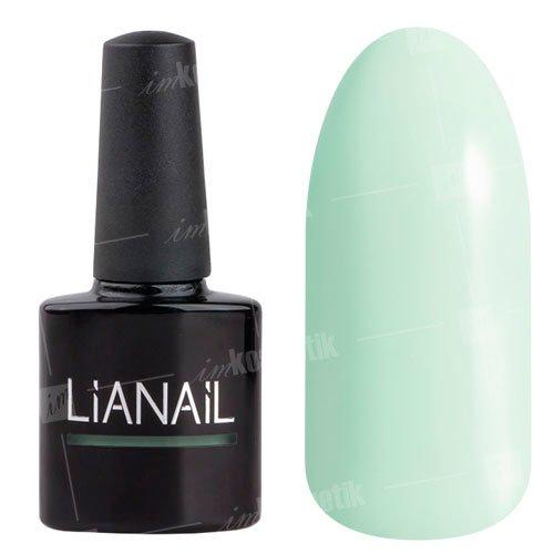Lianail, Гель-лак пастельный - Завтрак в постель MTSO-053 (10 мл.)Lianail<br>Гель-лак пастельный, нежный светло-морской оттенок,плотный<br>