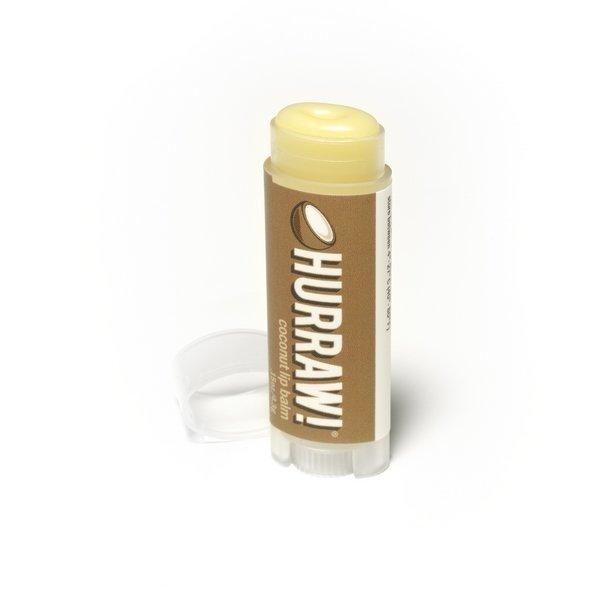 HURRAW!, Бальзам для губ - Coconut (Кокос)HURRAW!<br>Бальзам для губ сосливочной смесью натуральных органических компонентов<br>