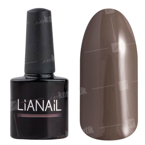 Lianail, Гель-лак - Деловая встреча MTSO-025 (10 мл.)Lianail<br>Гель-лак,молочный шоколад,плотный<br>