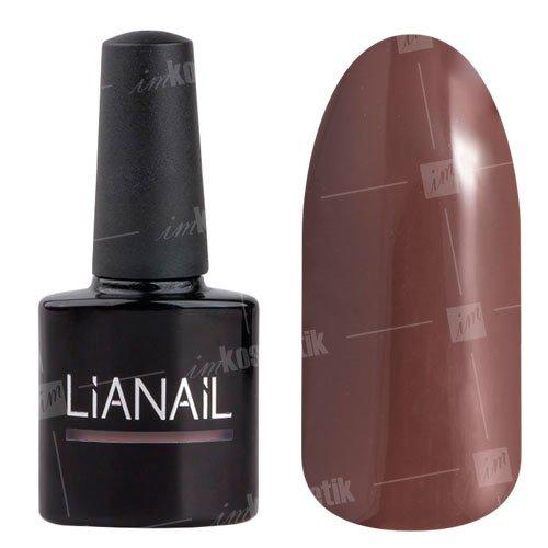 Lianail, Гель-лак - Бизнес-леди MTSO-026 (10 мл.)Lianail<br>Гель-лак,молочный шоколад,плотный<br>
