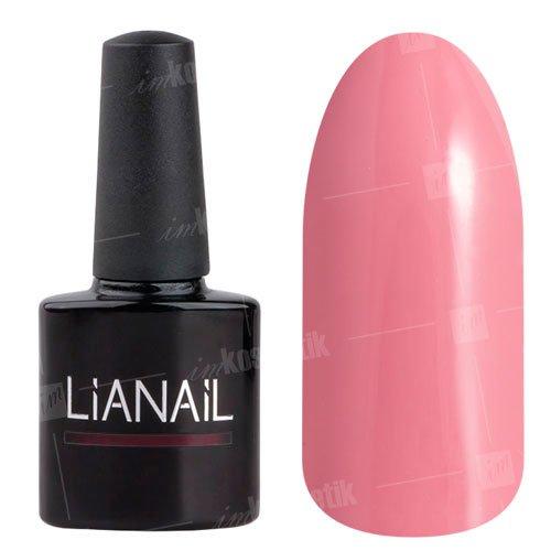 Lianail, Гель-лак - Влюбленность MTSO-029 (10 мл.)Lianail<br>Гель-лак,нежныйрозовый,плотный<br>