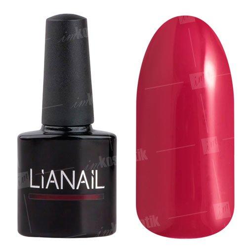 Lianail, Гель-лак - Звезда вечеринок MTSO-034 (10 мл.)Lianail<br>Гель-лак,яркий темно-розовый,плотный<br>