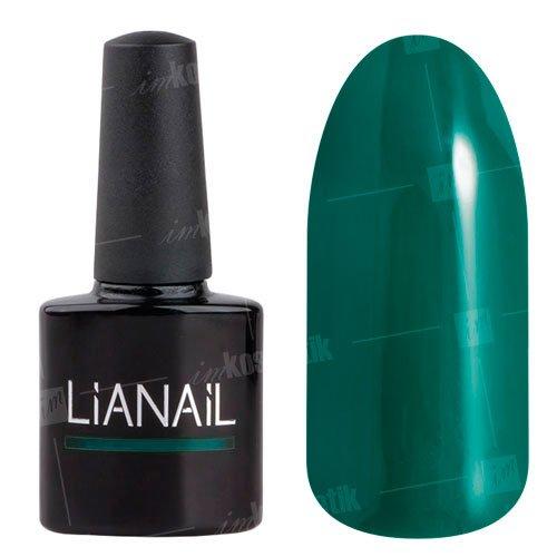 Lianail, Гель-лак - Давай знакомиться? MTSO-035 (10 мл.)Lianail<br>Гель-лак, изумрудный,плотный<br>