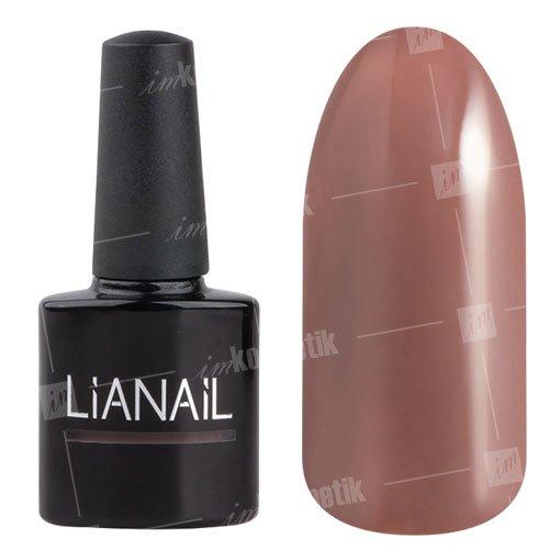Lianail, Гель-лак нюдовый - Кофейный чизкейк MTSO-009 (10 мл.)Lianail<br>Гель-лак,бежево-коричневый,плотный<br>