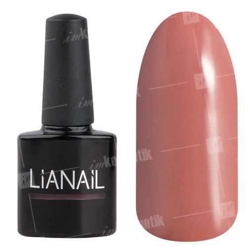 Lianail, Гель-лак нюдовый - Итальянский тирамису MTSO-021 (10 мл.)Lianail<br>Гель-лак,кораллово-коричневый,плотный<br>