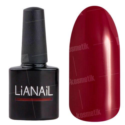 Lianail, Гель-лак - Вишневый сок MTSO-006 (10 мл.)Lianail<br>Гель-лак,ярко-вишнёвый,плотный<br>