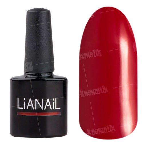 Lianail, Гель-лак - Пылающее сердце MTSO-007 (10 мл.)Lianail<br>Гель-лак,ярко-красный,с холодным малиновым подтоном,плотный<br>
