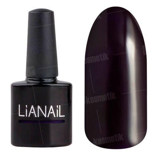 Lianail, Гель-лак - Королевская фиалка MTSO-011 (10 мл.)Lianail<br>Гель-лак, глубокий тёмный фиолетовый,плотный<br>