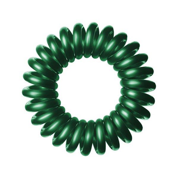 Invisibobble, Резинка-браслет для волос - C U Later Alligator (Изумрудный)