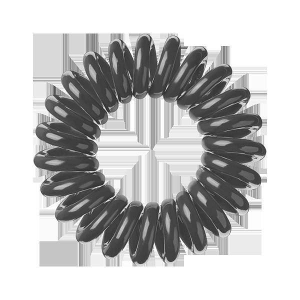 Invisibobble, Резинка-браслет для волос - Letter from Grey (Серый)