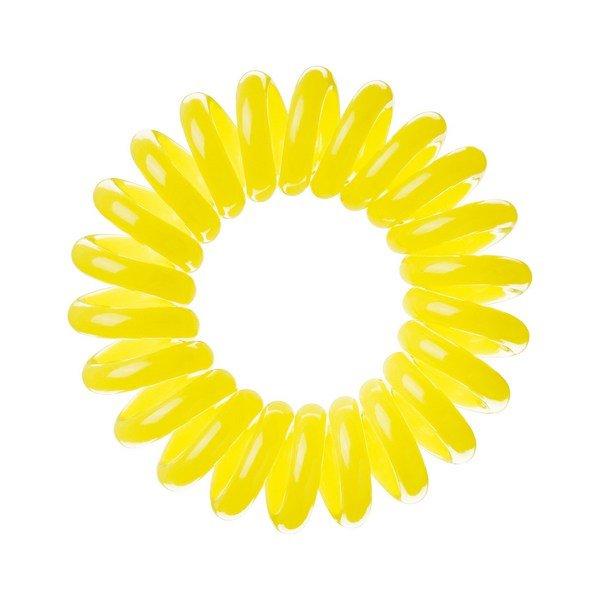 Invisibobble, Резинка-браслет для волос - Submarine Yellow (Желтый)Резинка-браслет Invisibobble<br>Резинки для волос Invisibobble желтые (3 шт.)<br>