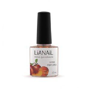 Lianail, Масло для кутикулы запах персик LNCO-04 (10 мл.)Lianail<br>Масло для кутикулы запах персик<br>