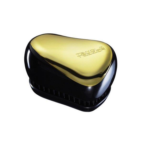 Tangle Teezer, Расческа Compact Styler Gold Rush (Золотой)Расчески Tangle Teezer<br>Tangle Teezer, Compact Styler Gold Rushпрофессиональная расческа для волос.Компактная расческа для сумочки<br>