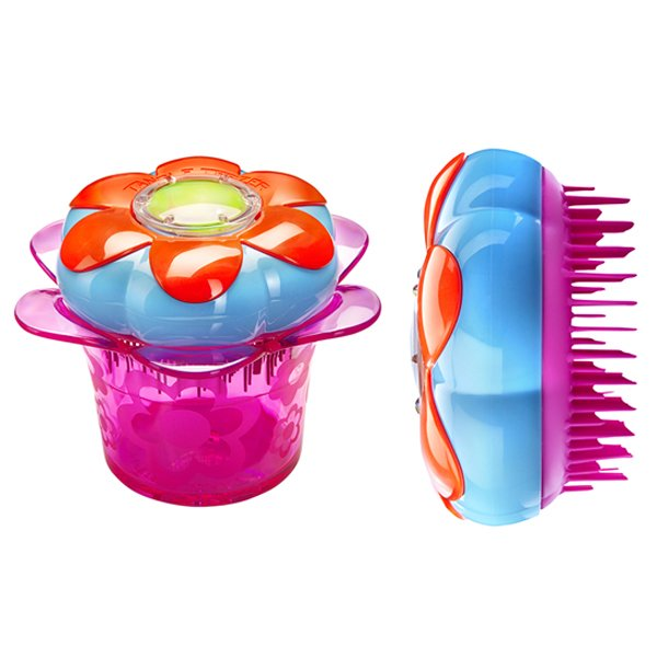 Tangle Teezer, �������� Magic Flowerpot Popping Purple (����������)
