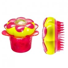 Tangle Teezer, Расческа Magic Flowerpot Princess Pink (красный)