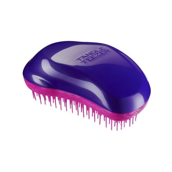 Tangle Teezer, Расческа Original Plum Delicious (пурпурный - розовый)Расчески Tangle Teezer<br>Tangle Teezer, Original Plum Delicious -профессиональная расческа для волос.Классическая коллекция<br>