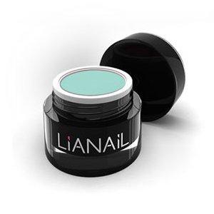 Lianail, Гелевая краска пастель - Сладкие мечты TNCG-007 (5 мл.)Гель-краски Lianail<br>Гелевая краскаСладкие мечты,небесно голубойцвет,с липким слоем<br>